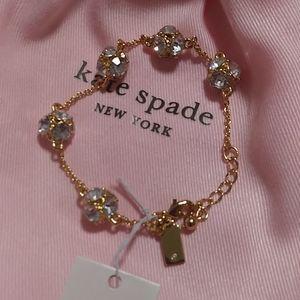 Lady Marmalade Gold Plated Dazzling bracelet NWT